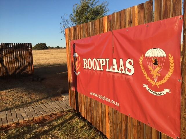 Rooiplaas Reunion @ Bloemfontein, 4-5 June 2021